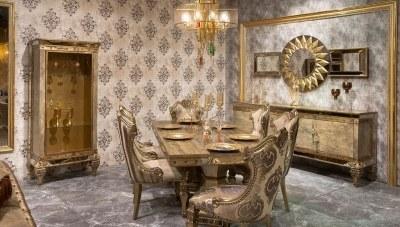 Evona Klasik Yemek Odası