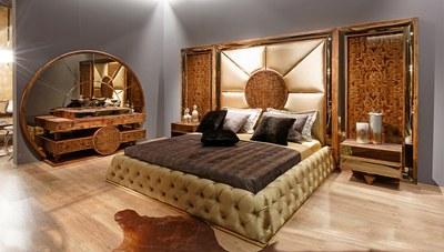 Faveran Metal Yatak Odası