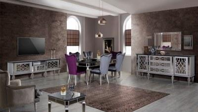 613 - Fethiye Lüks Yemek Odası