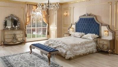Firaye Klasik Yatak Odası