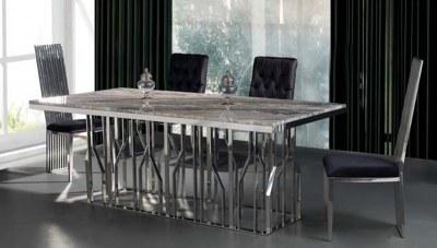 Foreva Metal Yemek Masası