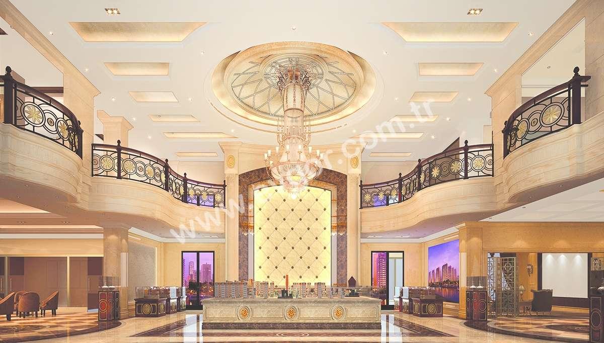Fuaye Otel Tasarımı
