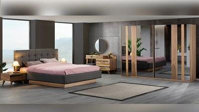 Getafe Lüks Yatak Odası