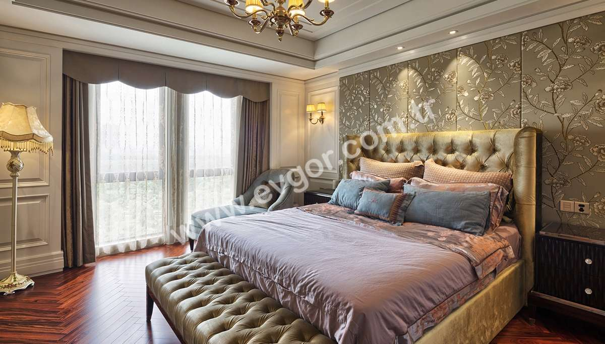Golden Resort Otel Yatak Odası