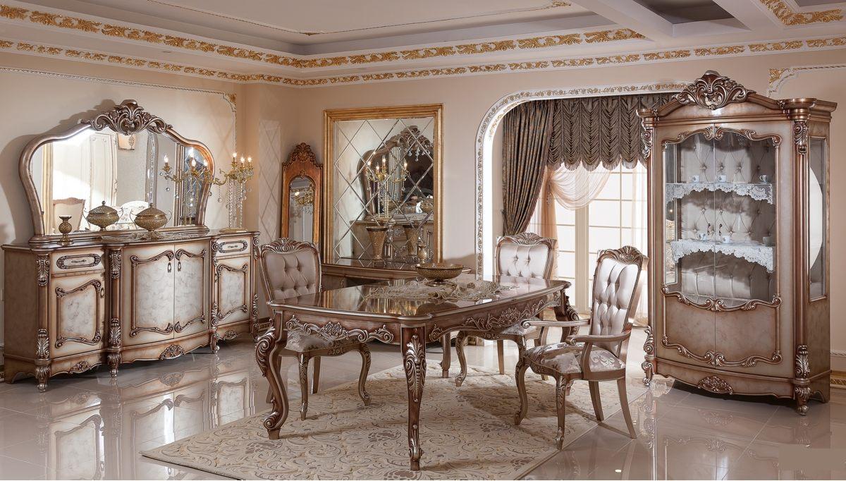 Hansoy Klasik Yemek Odası