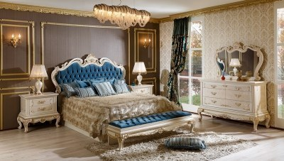 Herema Klasik Yatak Odası