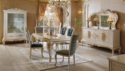 Herema Klasik Yemek Odası