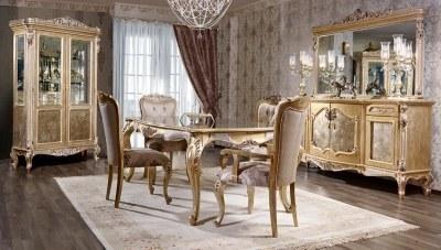Herona Klasik Yemek Odası