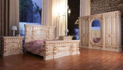 İmpesona Klasik Yatak Odası