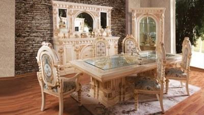 İmpesona Klasik Yemek Odası