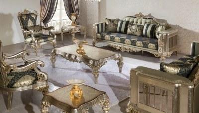 Jasmina Art Deco Koltuk Takımı