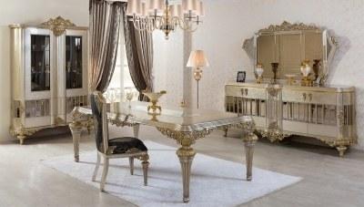 Jasmina Art Deco Yemek Odası