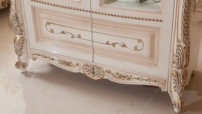 Kaldore Desenli Klasik Yatak Odası - Thumbnail