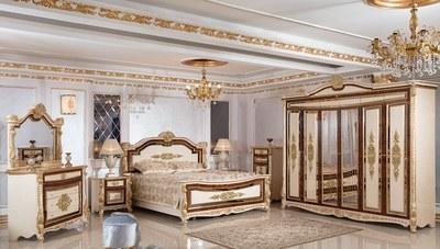 Kaldore Klasik Yatak Odası