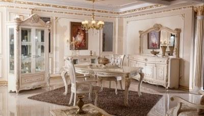 Kaldore Klasik Yemek Odası
