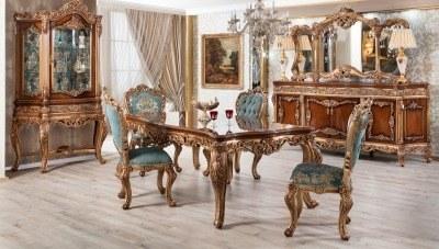 Kanuni Klasik Yemek Odası
