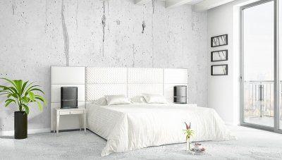 Karbeyaz Otel Yatak Odası - Thumbnail