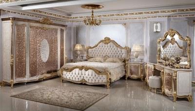 Kayıhan Klasik Yatak Odası