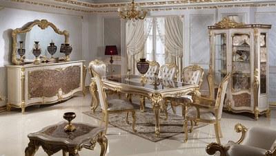Kayıhan Klasik Yemek Odası