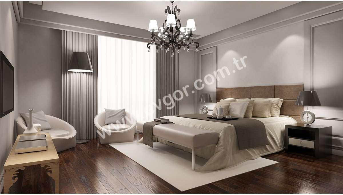 Kervansaray Otel Yatak Odası