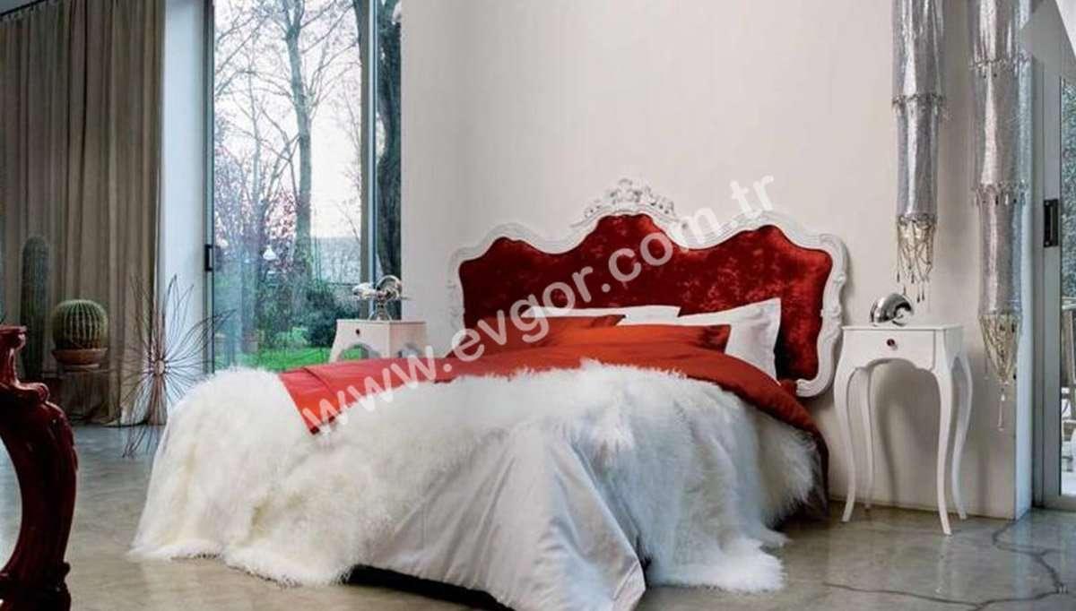 Kırmızı Başlıklı Yatak Odası Takımı