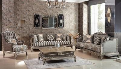 Kolezyum Luxury Koltuk Takımı