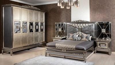 Kolezyum Luxury Yatak Odası