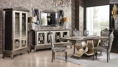 Kolezyum Luxury Yemek Odası