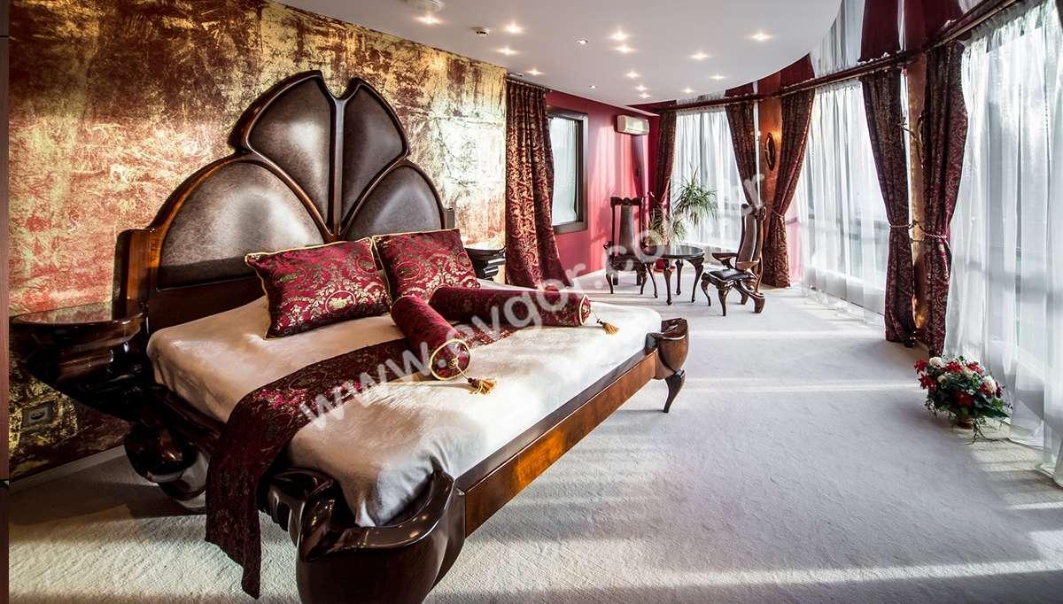 Kral Otel Odası