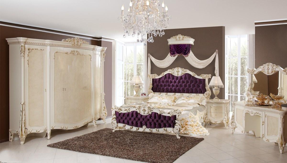 Kutalp Klasik Yatak Odası