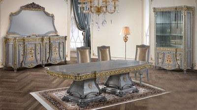 Lapessa Klasik Yemek Odası