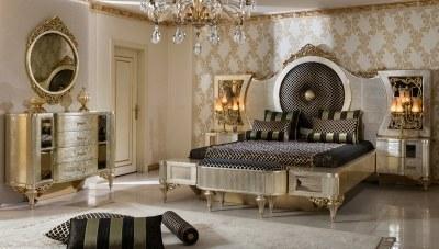 Lares Klasik Yatak Odası