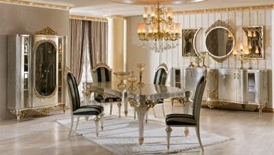 Lares Klasik Yemek Odası
