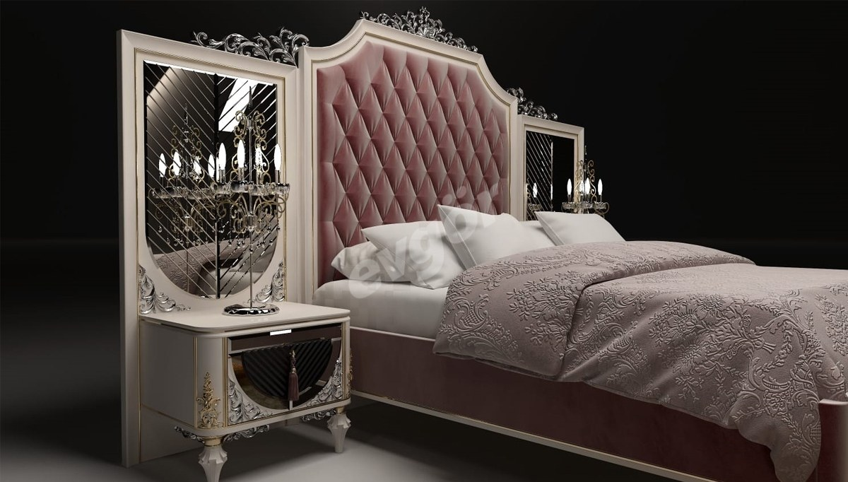 Levante Lüks Yatak Odası