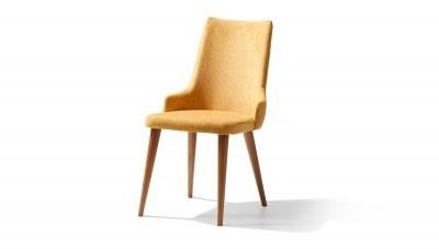 Lifera Ahşap Ayaklı Sandalye