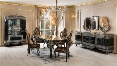 Lome Klasik Yemek Odası