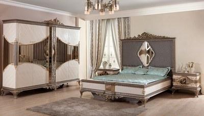 Lotusa Klasik Yatak Odası