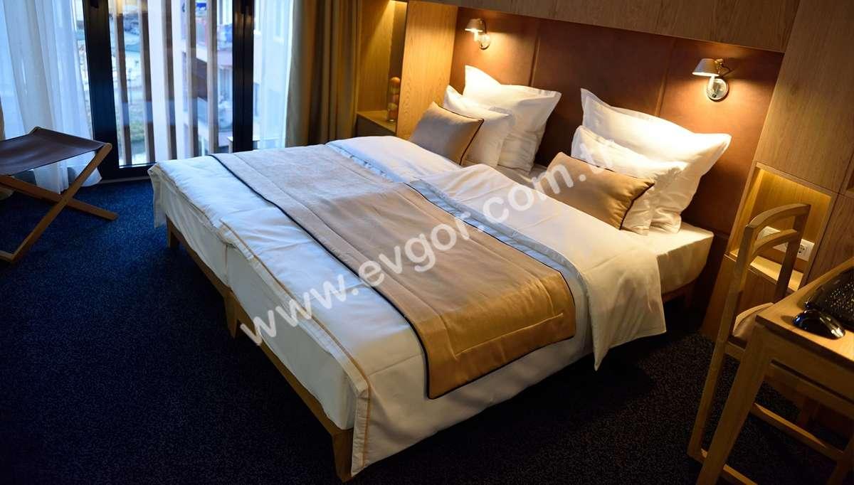 Luxor Otel Yatak Odası