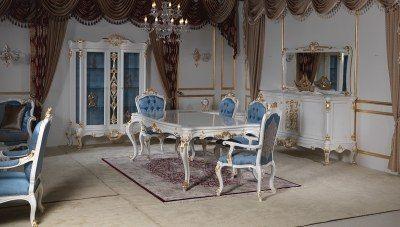Madesa Mavi Yemek Odası