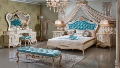 Mahidevran Klasik Yatak Odası