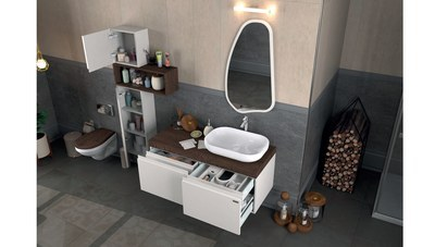 Manah Lüks Banyo Takımı - Thumbnail