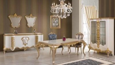 Manolas Klasik Yemek Odası