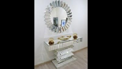 Marbella Aynalı Dresuar
