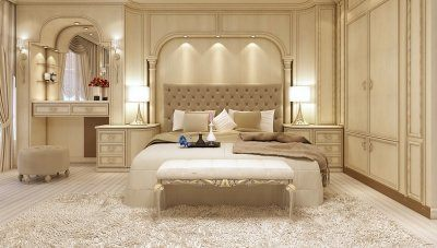 Margarita Otel Yatak Odası - Thumbnail