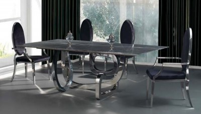 Maseras Metal Yemek Masası