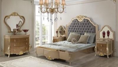 Mezotan Klasik Yatak Odası
