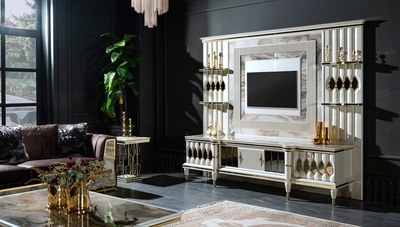 Milano Art Deco TV Ünitesi