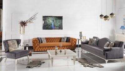 Mimarsinan Art Deco Koltuk Takımı