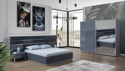 Minero Metal Yatak Odası