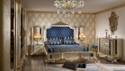Miraç Klasik Yatak Odası